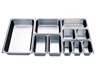 S/S GN Food Insert Pans